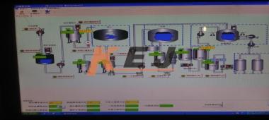 废砂浆回收工艺系统
