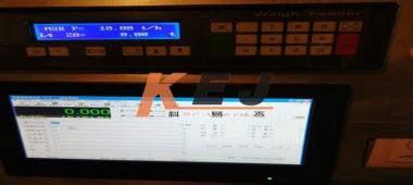 皮带秤数据采集系统