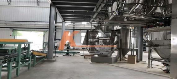 科易杰饲料生产控制系统